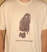 Image of Crème Owl Shirt