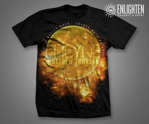 "Image of Cheyne and Matthew Thorsen ""Sun"" T-Shirt"