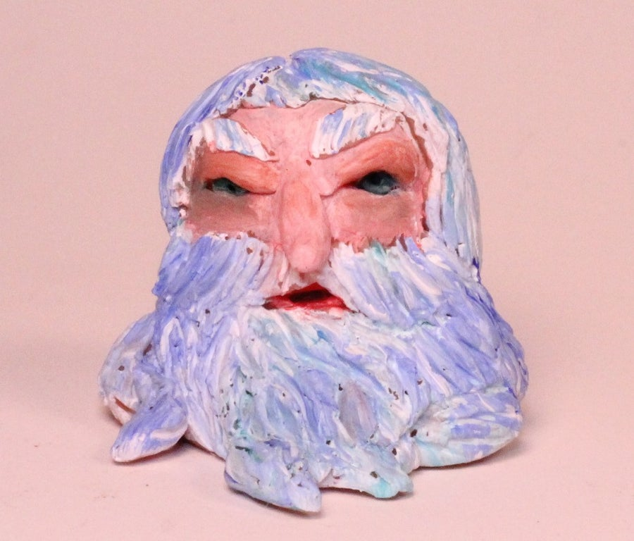 Image of Blue Beard