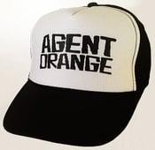 Image of Skate Punk Trucker Hat - BLACK