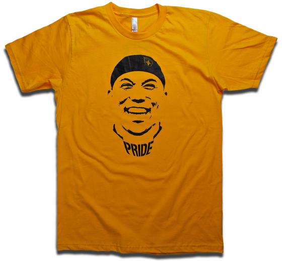 "Image of Hines Ward ""Pride"" tee"