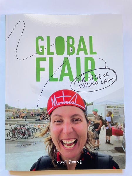 Image of Global Flair: The Style Of Cycling Caps PAPERBACK
