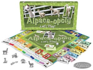 Image of Alpaca-opoly - Let's Play!