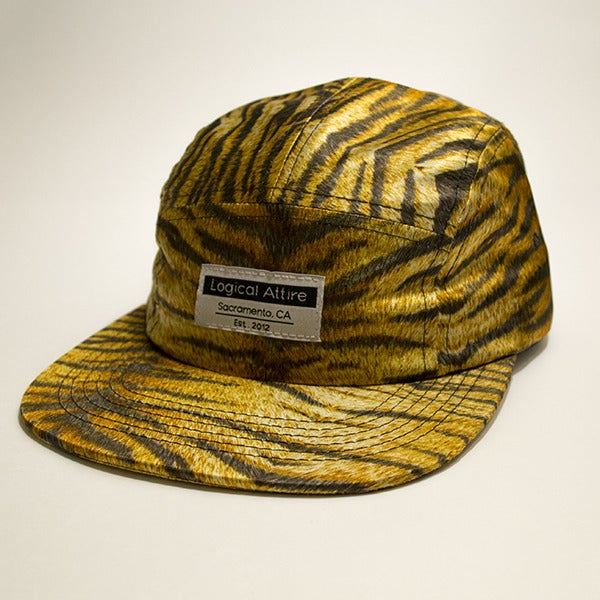 Image of Tiger Five Panel