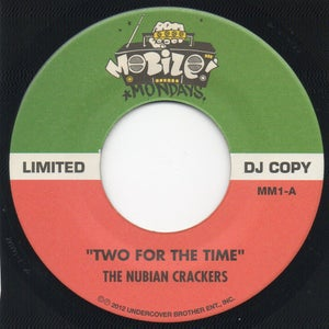 "Image of Two For The Time / Test Da Rocket Launcha - 7"" Vinyl"
