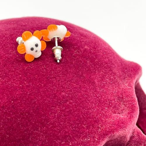 Image of Sugar Skull Studs