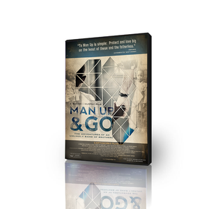 Image of Man Up and Go - Standard DVD