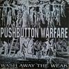 "PUSHBUTTON WARFARE 7"" BLACK VINYL (Ex - Hatebreed, Shadows Fall, 100 Demons)"