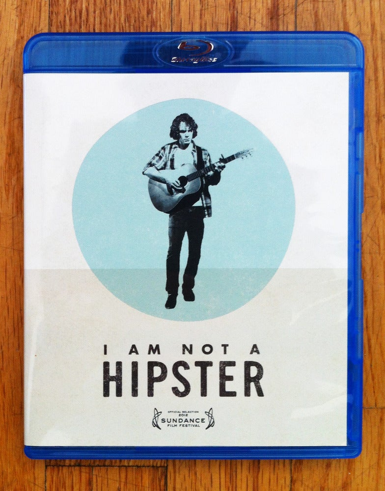 Image of I AM NOT A HIPSTER Blu-Ray