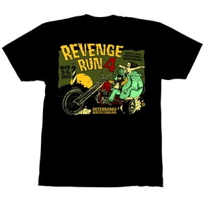 Image of Revenge Run 4 S/S T-shirt