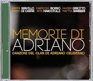 Image of Memorie di Adriano - CD