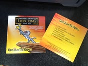 Image of LION KING LIVE @ The Annandale Hotel - FREE SHIPPING in OZ!