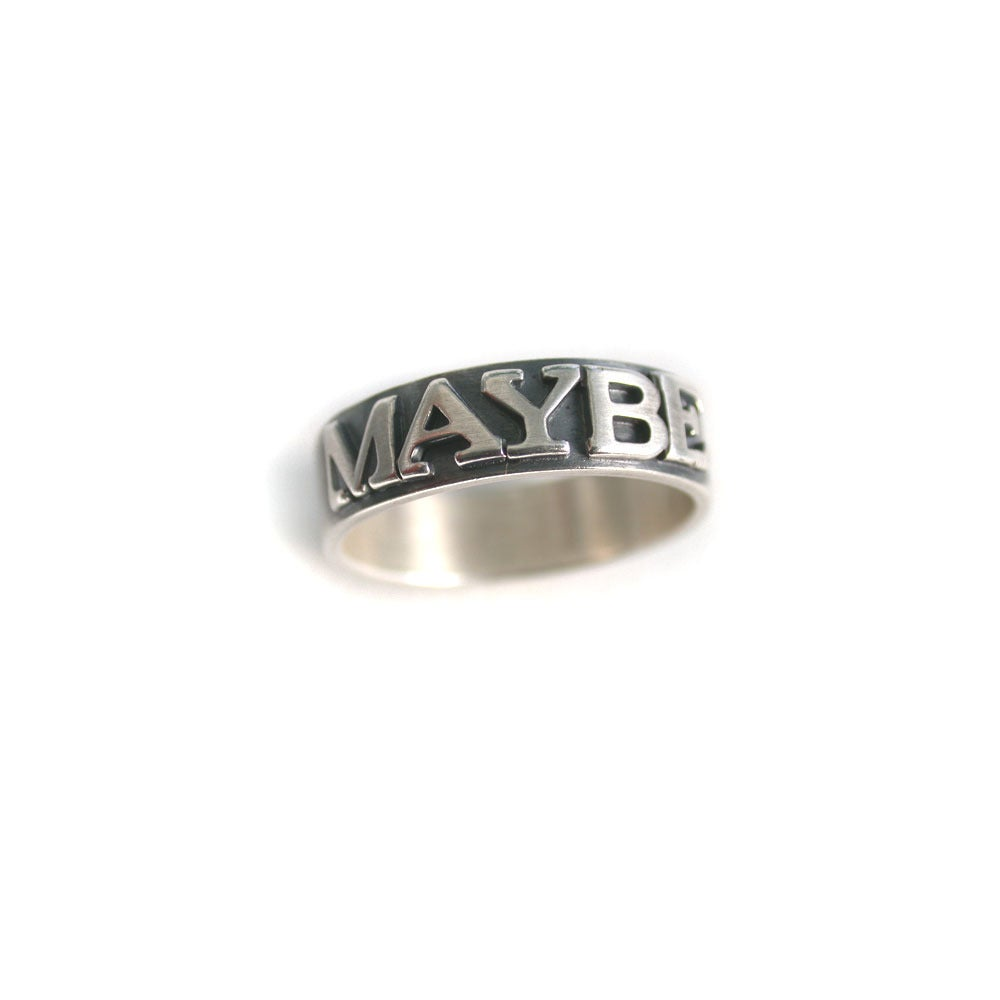 Image of maybe ring