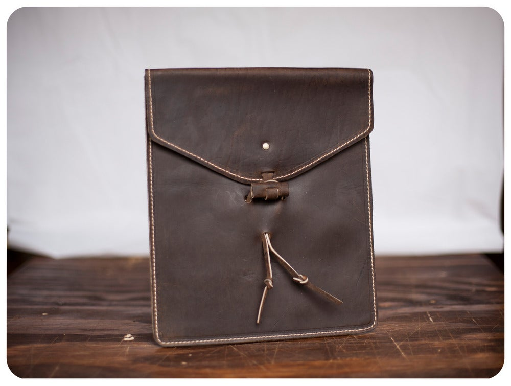 Image of iPad Envelope Sleeve - Crazy Horse