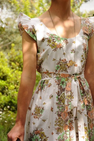 Scarlett Dress - choose your fabric