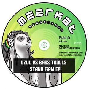 "Image of Uzul vs Bass Trolls - Stand Firm EP (12"")"