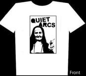 Image of Smoking Nun T-shirt