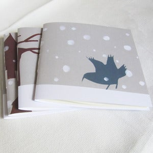 Image of winter tale notebooks