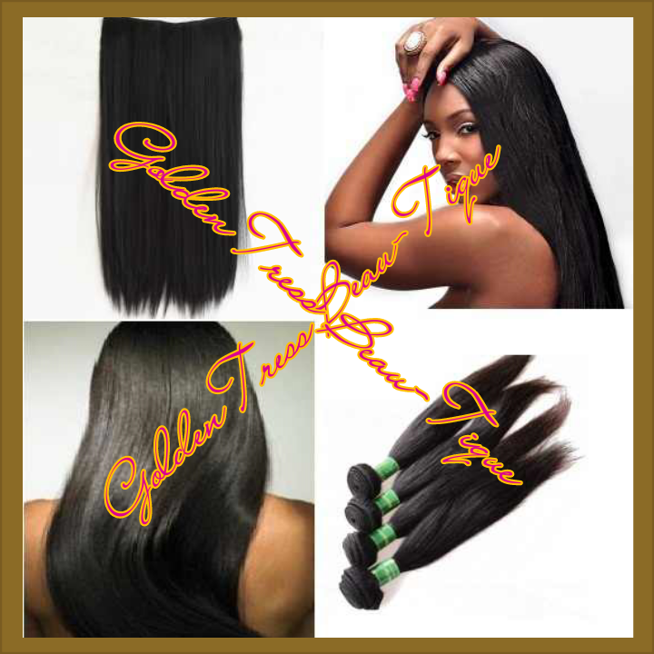 Image of  Virgin Straight Hair