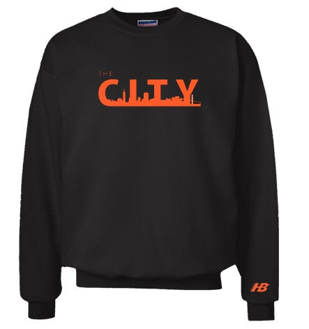 Image of The City HB Crewneck