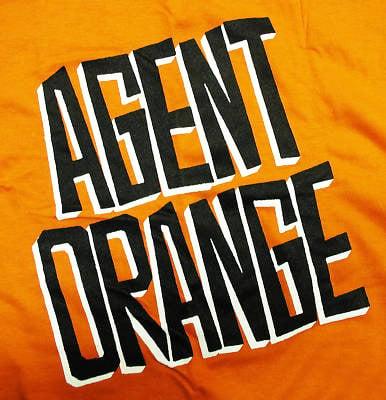 Agent orange store classic logo t shirt - Boutique orange agen ...