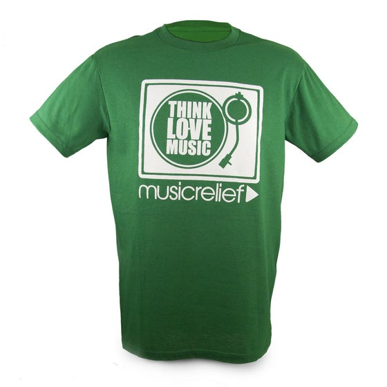 Image of FLAGSHIP TEE (GREEN)