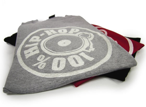 Image of HIP-HOP (GREY)