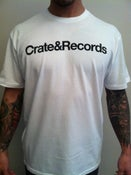 Image of Crate & Records Basic Mens T-Shirt