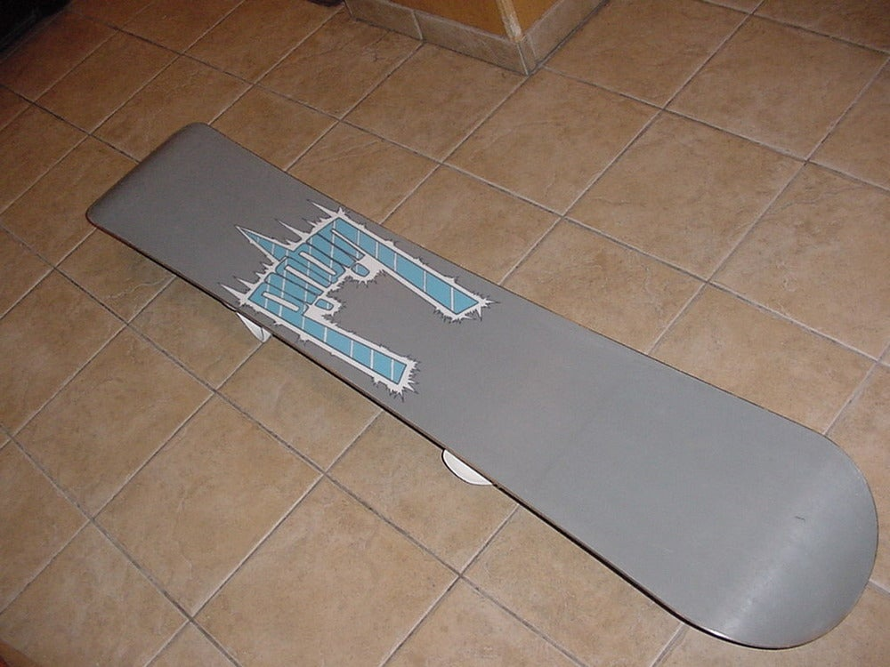 Image of Liquid Rocket 169cm Snowboard w/Sims SS XL Bindings
