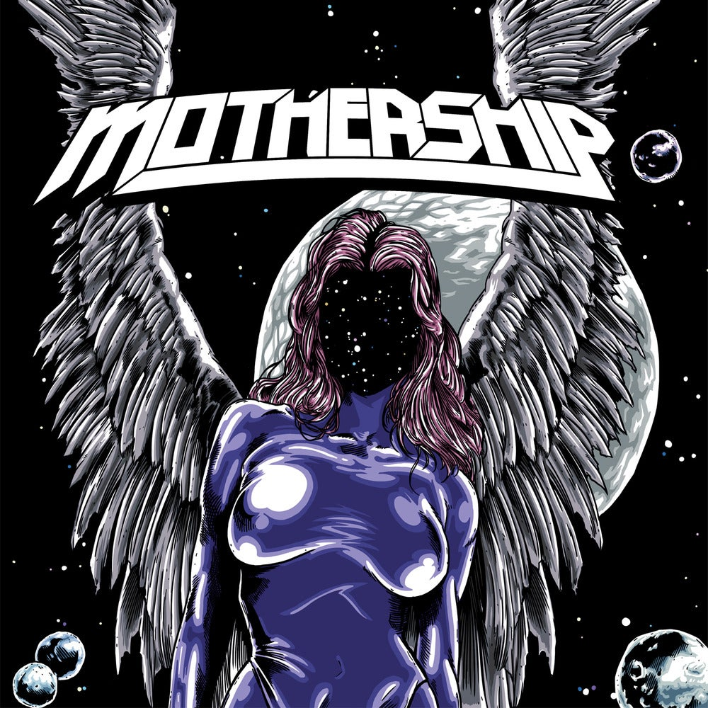 Image of Mothership - Mothership Vinyl LP