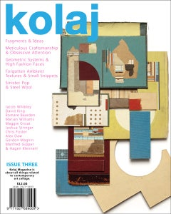 Image of Kolaj Magazine - Issue Three