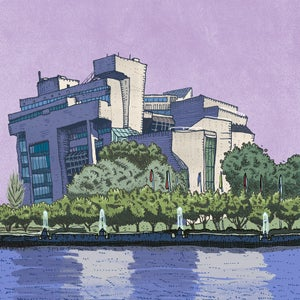 Image of The High Court of Australia Limited Edition Digital Print