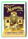 five pack of Newcastle Christmas Cards