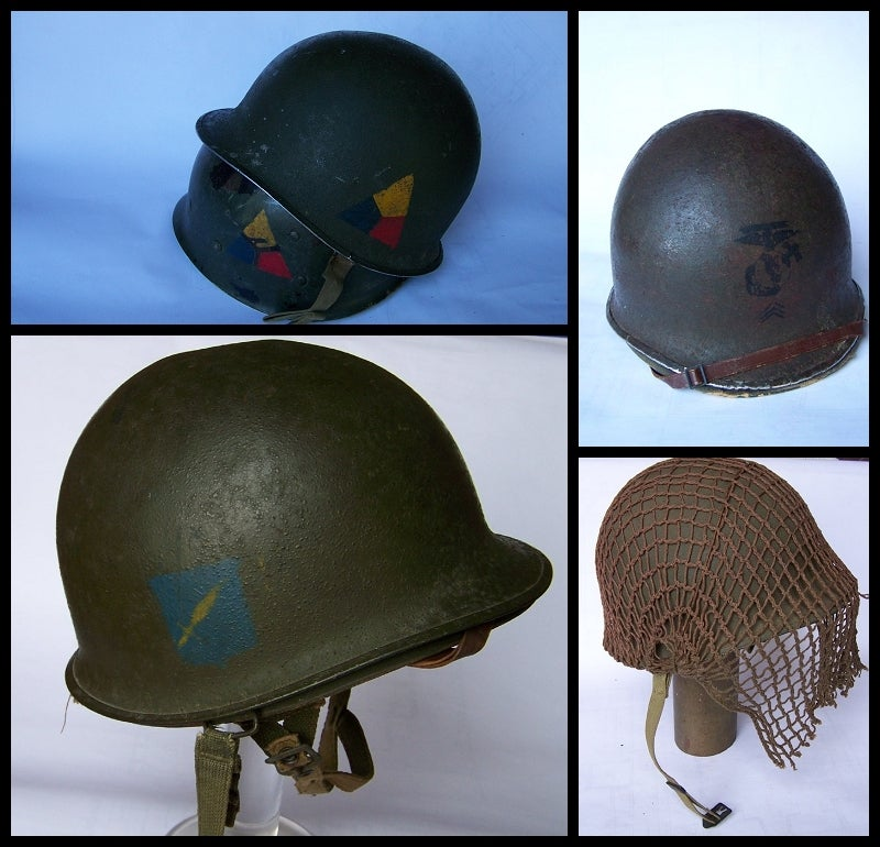 Image of SOLD HELMETS 2