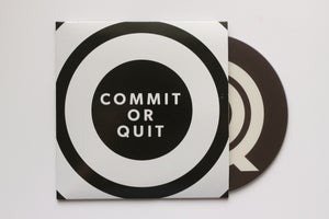 Image of Commit or Quit DVD