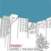 Image of Pinsky - States / The Only Ones | 2009 DIGITAL DOWNLOAD |