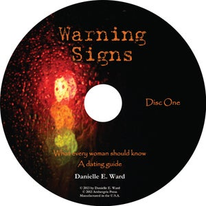 Image of Warning Signs Audio Book - CD