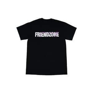 Image of FRIENDZONE x DKXO x MUUT KUCHIBIRU NETWORK 3 Tee