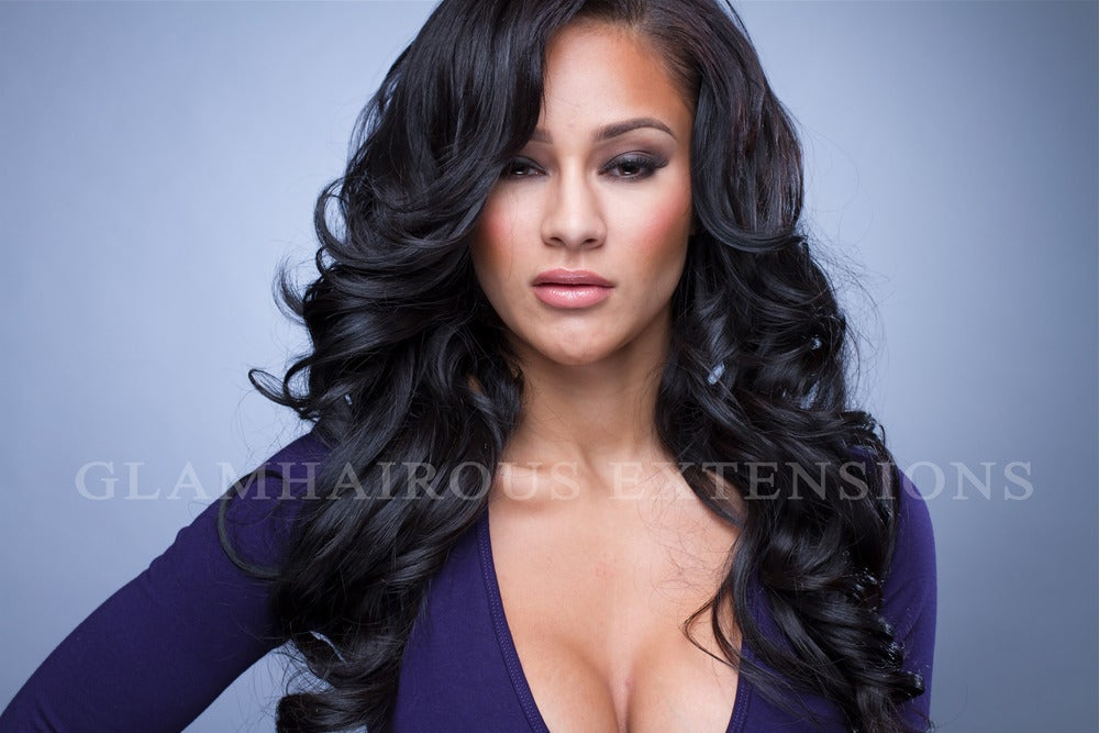 Image of 14-16inch Wavy Hair