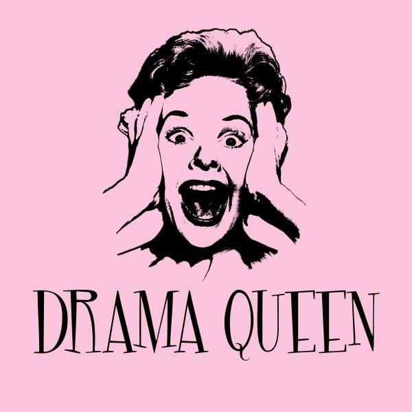 Image of DRAMA (pink)