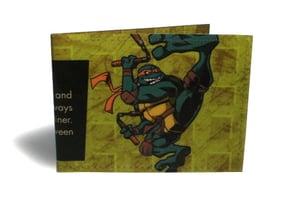 Image of TEENAGE MUTANT NINJA TURTLES CARD HOLDER