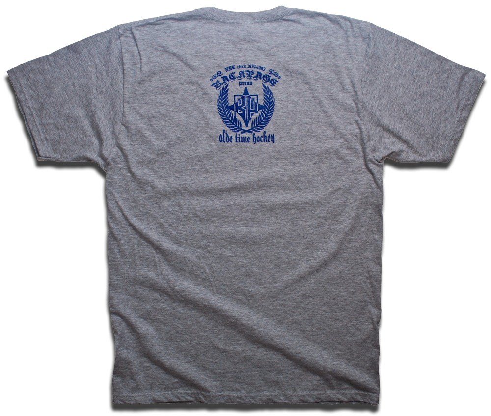 Image of Patrick Division - Old Time Hockey Division Series tee by Backpage Press