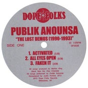"Image of PUBLIK ANOUNSA ""THE LOST DEMOS 1990-1993"""