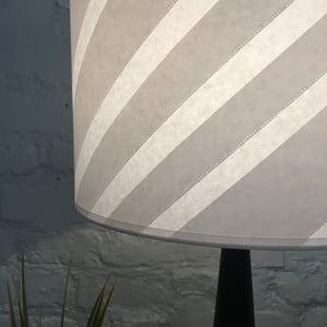 Image of Diagonal Stripe Large drum