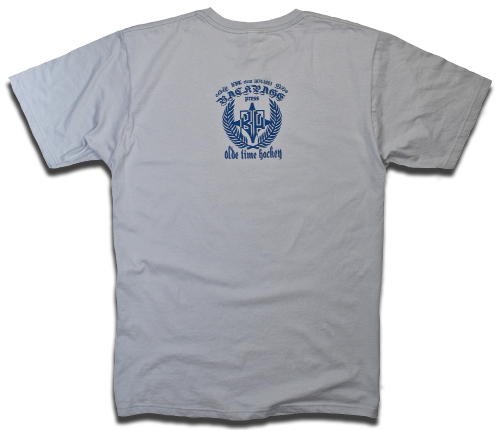 Image of Norris Division - Old Time Hockey Division Series tee by Backpage Press