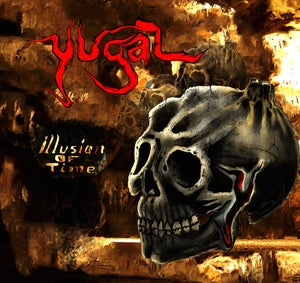 Image of CD // YUGAL - Illusion of Time