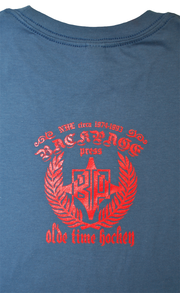 Image of Prince of Wales Conference - Old Time Hockey Conference Series tee by Backpage Press