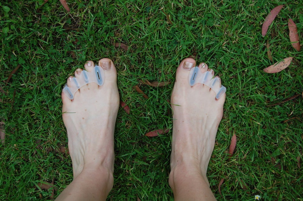 Image of Correct Toes