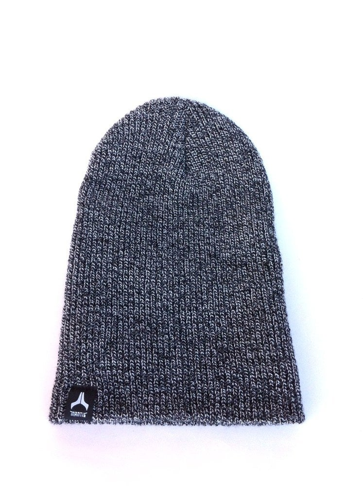 Image of Beanie - Salary Cap / static gray - mantis united
