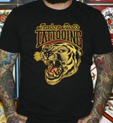 Image of Tiger - Black (MENS and WOMENS)